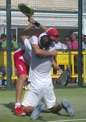 Fede Quiles y Francisco Gomes llegan a una final del Padel Pro Tour