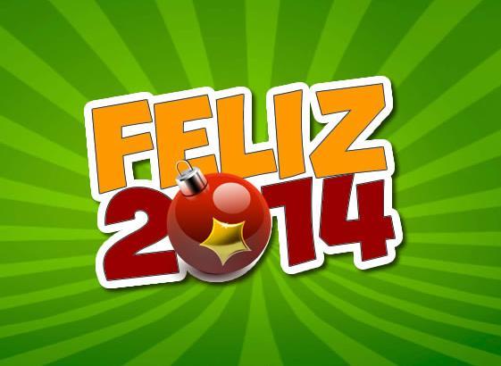 Padelbarcelona os desea una Feliz año nuevo 2014