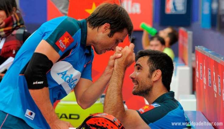 Fernando Belasteguín y Pablo Lima vencen en el WPT Barcelona 2016