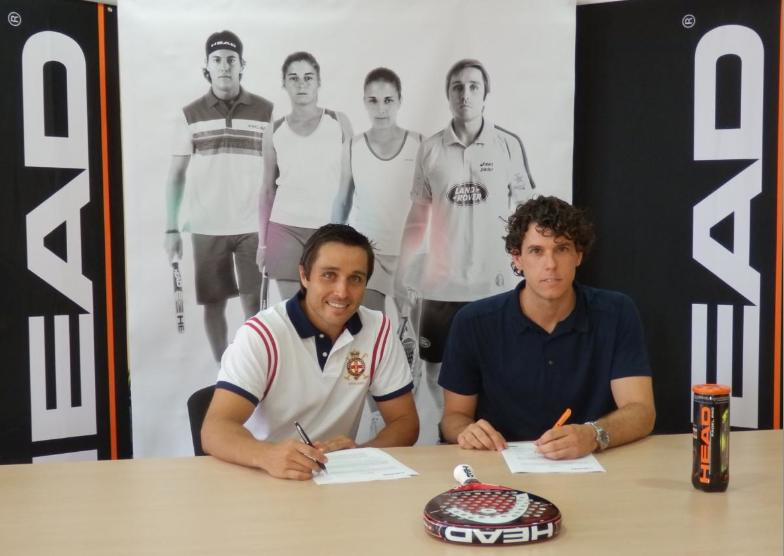 Fernando Belasteguín se retirará con HEAD