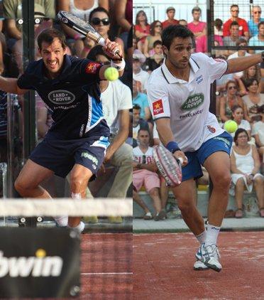 Fernando Belasteguin y Juan Martin Diaz ganan en Alicante