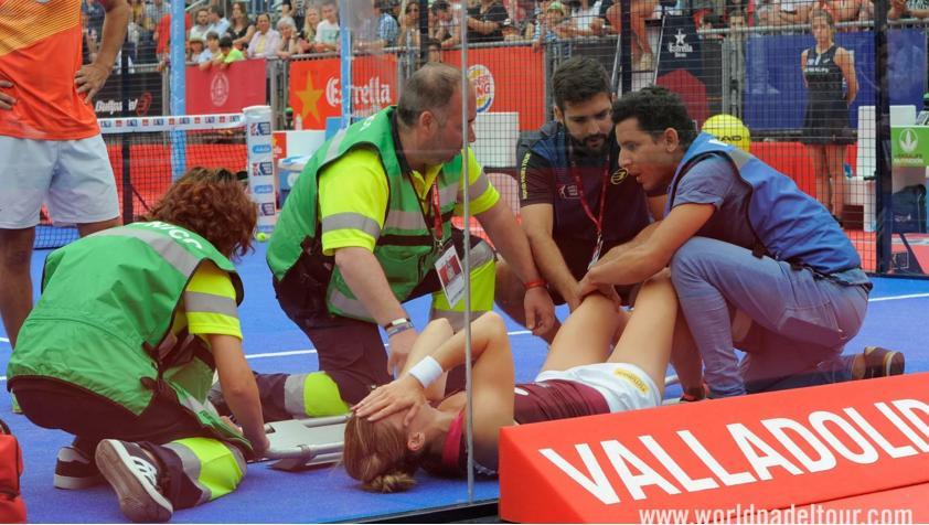 Finales accidentadas en el WPT de Valladolid