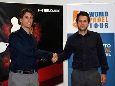 Head pelota oficial del nuevo Cirtuito World Padel Tour 2013