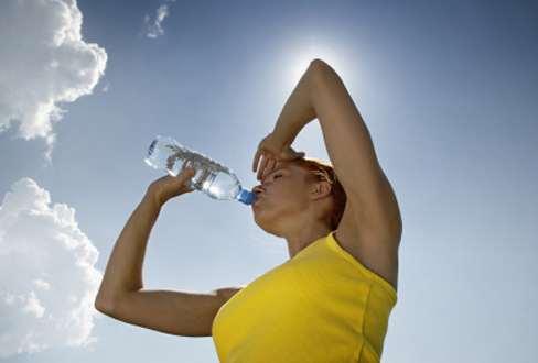 Hidratacion para prevenir lesiones