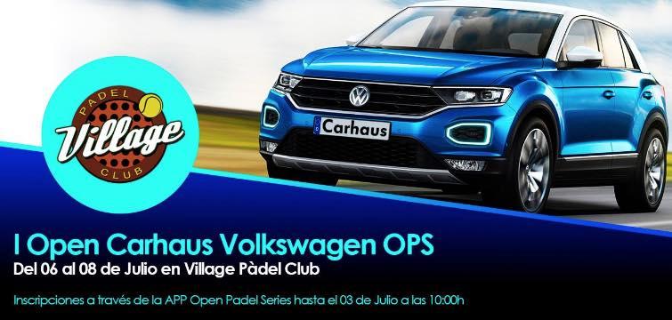I Open Carhaus Volkswagen OPS