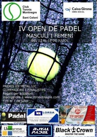 IV_OPEN_DE_PADEL_CLUB_TENNIS_MONTNEGRE
