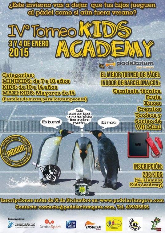 IV Torneo Kids Academy Padelarium