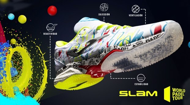 zapatilla padel Joma Slam World Padel Tour 2021