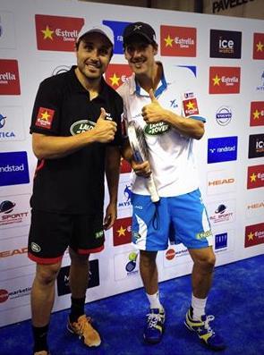 Juan Martin Diaz y Fernando Belasteguin ganan el WPT La Nucia