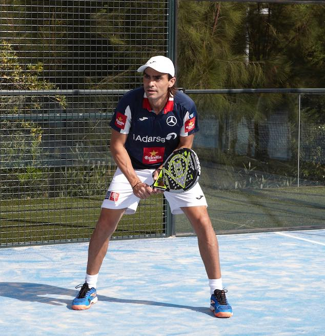 Juani Mieres renueva con Dunlop