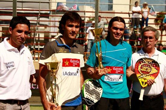 Juani Mieres y Pablo Lima ganan en Mendoza
