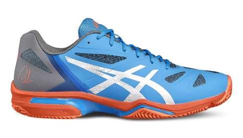 Las nuevas Zapatillas de pádel Gel-Lima
