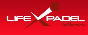 Life Padel Club logo