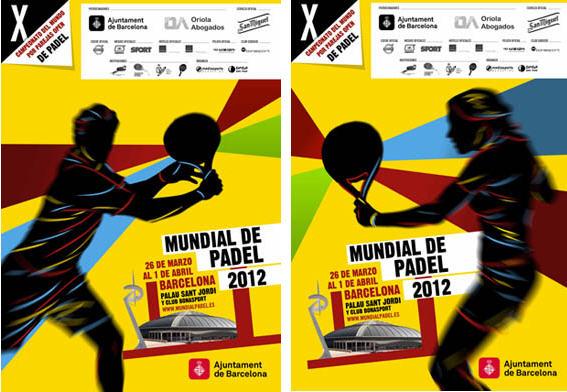 Sorteo de entradas para el mundial de padel de Barcelona