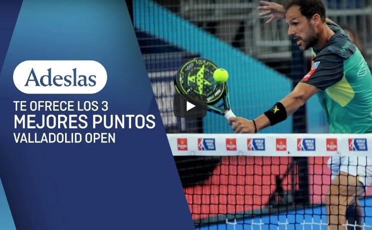 Los 3 Mejores Puntos Valladolid Open 2018