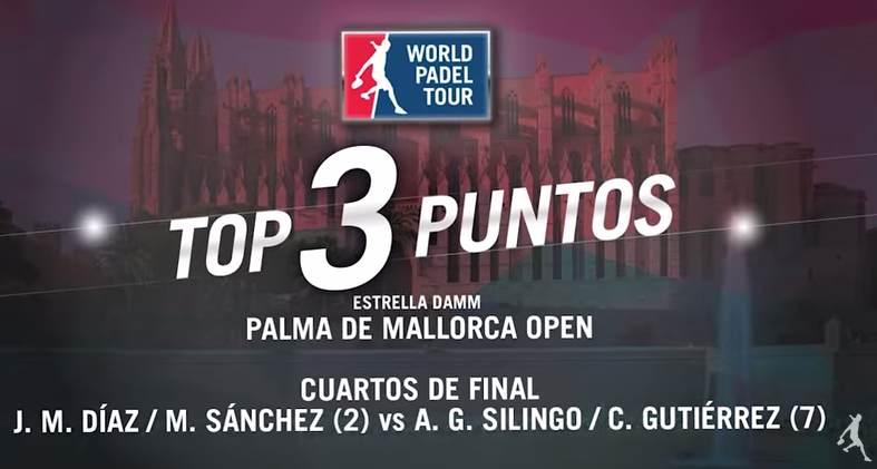 Los 3 mejores puntos del World Pádel Tour Mallorca 2015