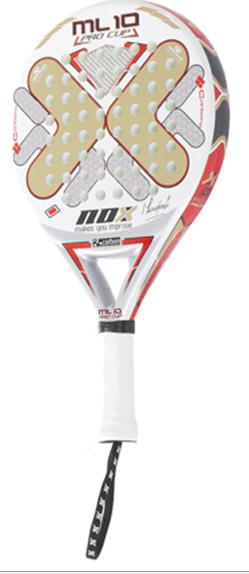 Pala de padel nox ML10 Pro Cup