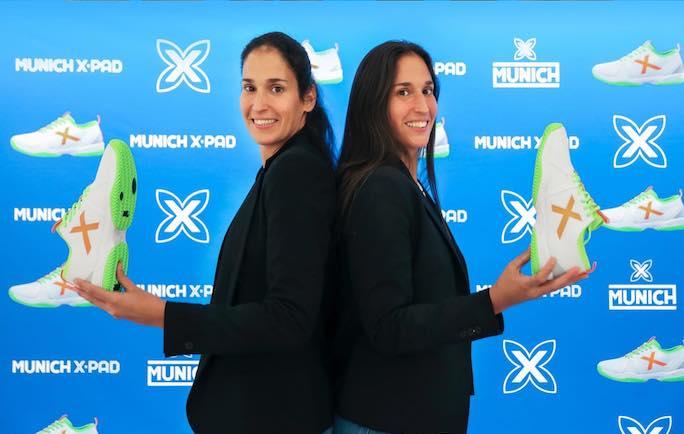 MUNICH ficha a las gemelas Sánchez Alayeto