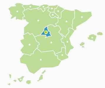 Madrid ciudad del padel