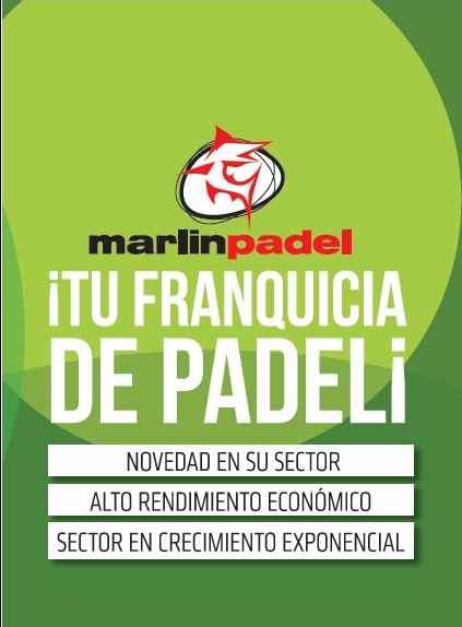 MarlinPadel presente en Expofranquicia del 19 al 21 de abril