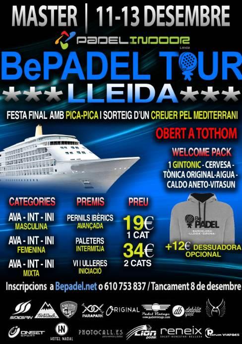 Master Bepadel Tour Lleida