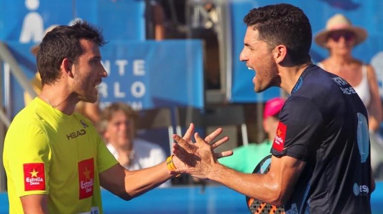 Maxi Sanchez y Sanyo Gutierrez nuevos numero 1 de padel