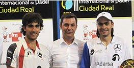 Mieres y Lima se imponen en la prueba manchega del PPT