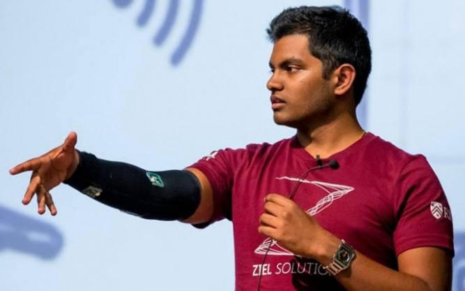 Monitorizar el brazo con un wearable
