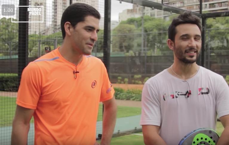 Sanyo Gutiérrez y Maxi Gutiérrez