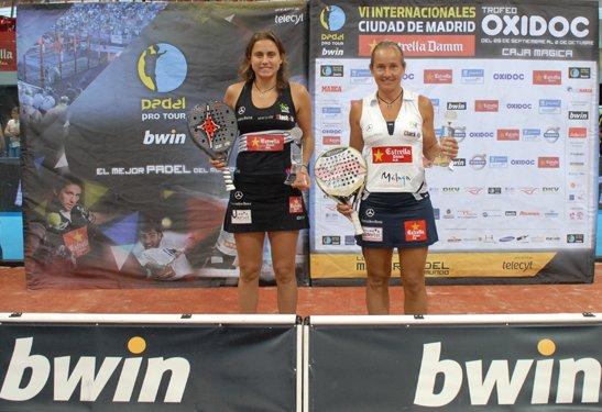 Navarro - Reiter vencen en Madrid
