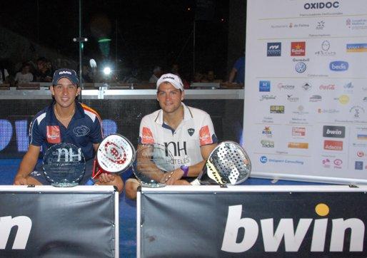Nerone Sanyo y Navarro-Reiter ganan el PPT de Mallorca