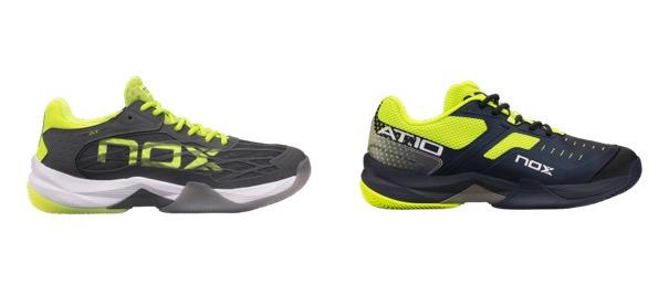 Nox amplia sus con nuevas zapatillas de padel