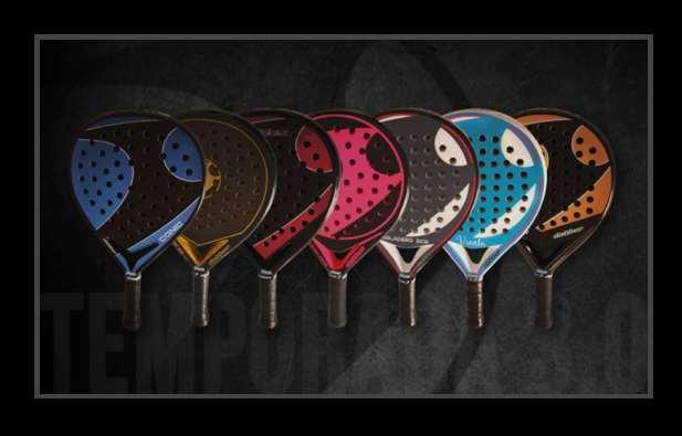 Nueva coleccion de palas de padel Dabber