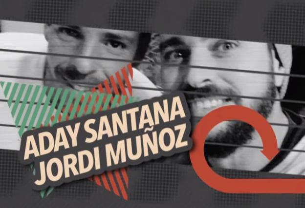 Nueva etapa de Aday Santana y Jordi Muñoz en el World Pádel Tour