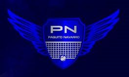 Nueva web de Paquito Navarro