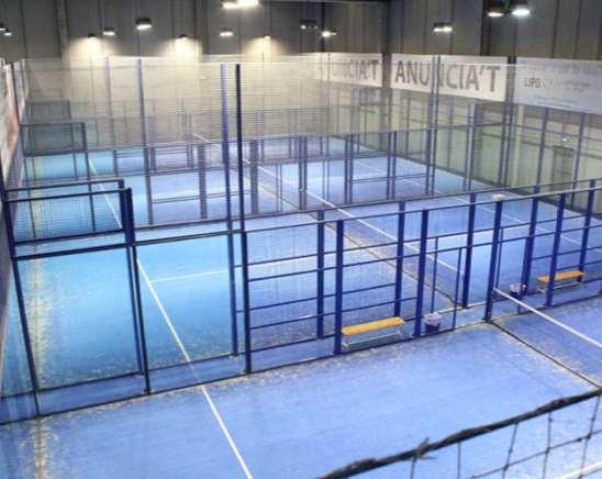 Smash Padel Indoor Girona
