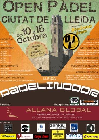 Open Padel Ciutat de Lleida