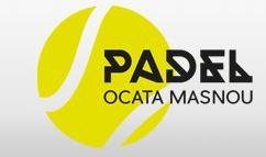 Padel Ocata Masnou - logo