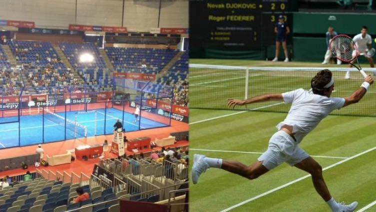 Padel vs Tenis - La diferencia CLAVE entre ambos