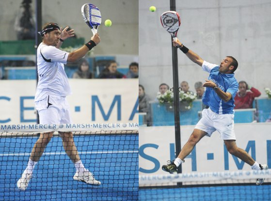 Padel Pro Tour. Jordi Muñoz y Willy Lahoz