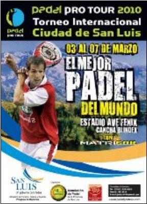 Padel Pro Tour Ciudad de San Luis