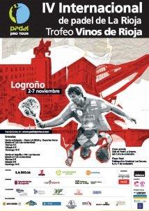 Padel Pro Tour La Rioja - Logroño 2010