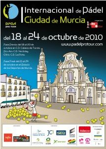 Padel Pro Tour Murcia 2010
