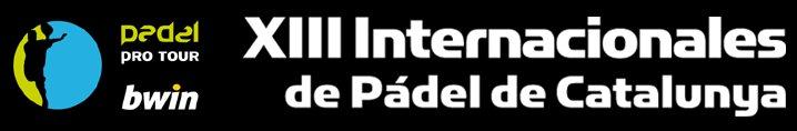 Padel Pro Tour de Barcelona (XIII Internacionales de pádel de Catalunya