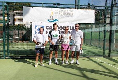 Padel Pro Tour en Tarragona en 2011