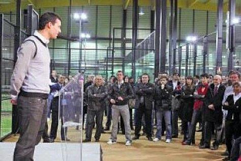 Padel Pro Tour por primera vez a Pamplona