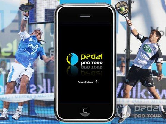 Pádel Pro Tour ya está en iPhone