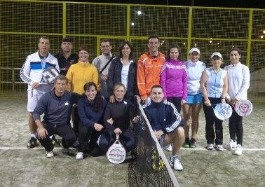 Pádel, el deporte del pueblo