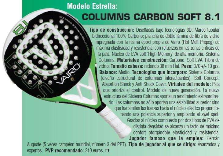 Pala_de_padel_Vairo_COLUMNS_CARBON_SOFT_8.1