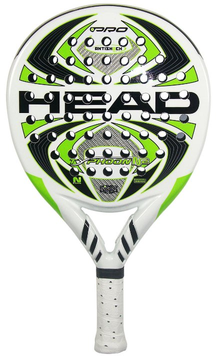 Pala de padel head Typhoon N2